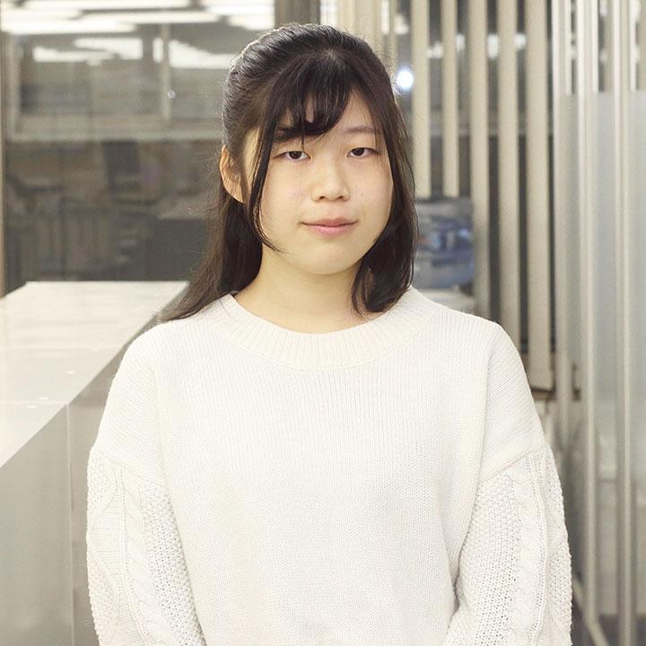 長谷川 彩さん