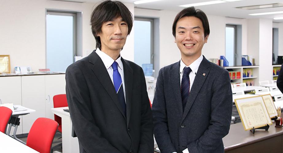 鎌田校長・吉山講師