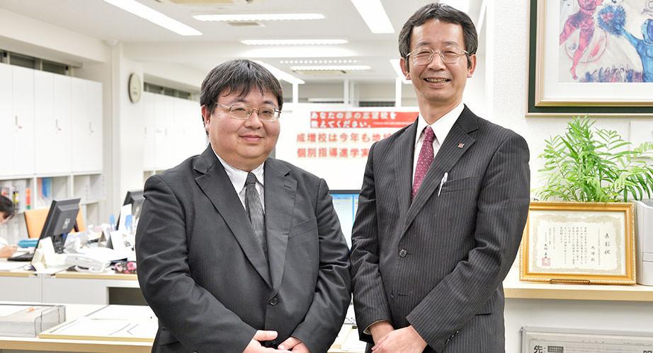 竹内副校長
