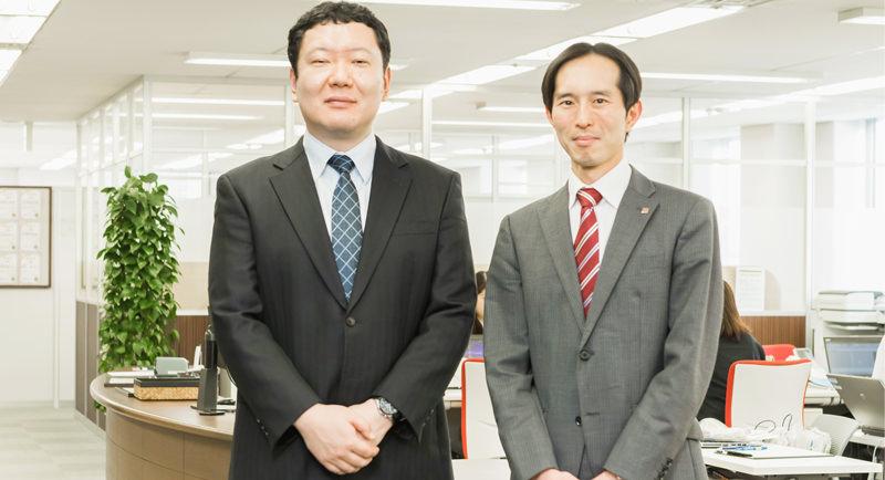 (右)校長:原田修平先生・(左)講師:谷卓郎先生